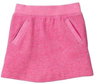 Gap Marled knit mini skirt