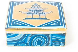 Jonathan Adler Luxembourg Pagoda Trinket Box