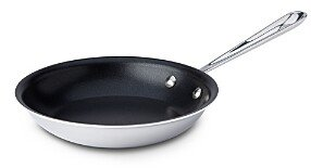 All-Clad Stainless Steel Nonstick 8 Fry Pan