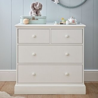The White Company Classic Chest of Drawers, White, One Size