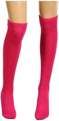 Kate Spade Sparkle Socks (Holiday Pink) - Footwear