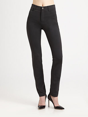 Vince Ponte Skinny Jeans