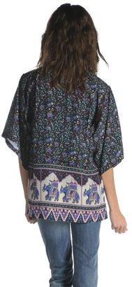 Winter Kate Kirl Kimono Jacket
