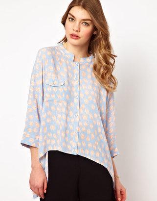 Dress Gallery Oversized Shirt