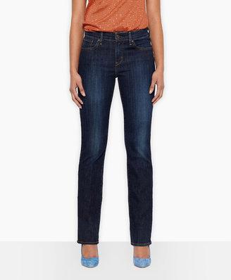 Levi's Classic Rise Demi Curve Straight Jeans