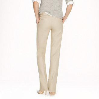 J.Crew 1035 Trouser In Superfine Cotton