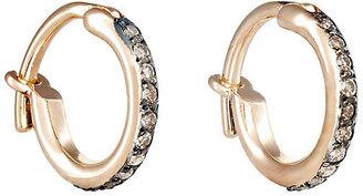 Ileana Makri Women's Huggie Hoop Earrings