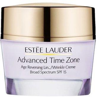 Estee Lauder 'Advanced Time Zone' Age Reversing Line/wrinkle Creme Broad Spectrum Spf 15 $72 thestylecure.com
