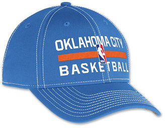 adidas Oklahoma City Thunder NBA Practice Adjustable Hat