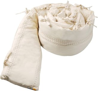 Bloom Luxo Sleep Bumper - Natural Wheat
