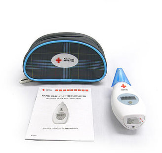 The First Years American Red Cross - Rapid Read Ear Thermometer