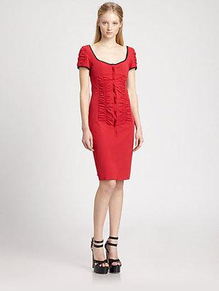 Nanette Lepore Rattlesnake Dress