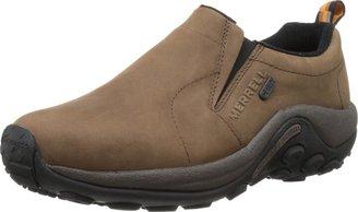 Merrell Men's Jungle Moc Nubuck Waterproof Slip-On Shoe