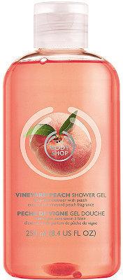 The Body Shop Peach Shower Gel