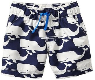 Gap Whale swim trunks