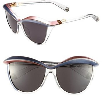 Christian Dior 'Demoiselle' 58mm Retro Sunglasses