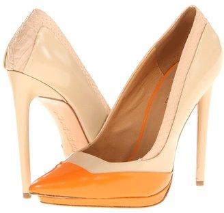 L.A.M.B. Janey (Naked/Orange) - Footwear