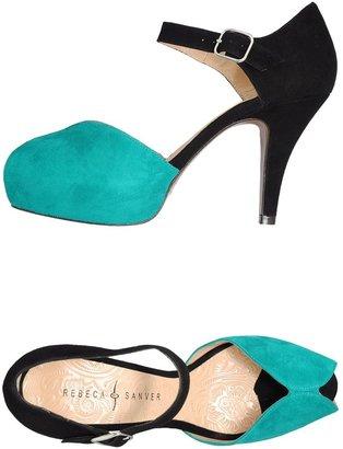Rebeca Sanver Platform sandals