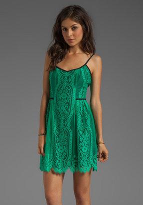 Nanette Lepore Carousel Lace Dress
