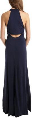 Yigal Azrouel Maxi Dress in Eclipse