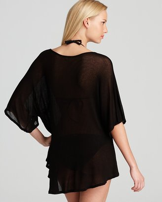 Wildfox Couture Pizza Party Tunic Cover Up