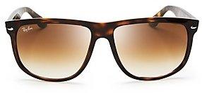 Ray-Ban Unisex Flat-Top Boyfriend Sunglasses, 60mm