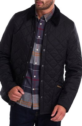 Barbour Liddesdale(R) Tailored Fit Quilted Nylon Jacket