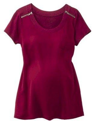 Liz Lange for Target® Maternity Short-Sleeve Tee - Assorted Colors