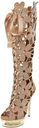 Pleaser Women's Fantasia-2020 Knee-High Boot