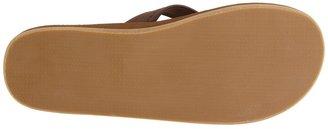 Vineyard Vines Leather Flip Flops Sandals