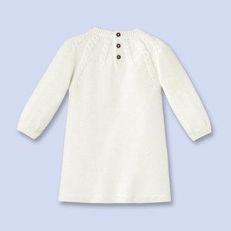 Jacadi Cable knit dress