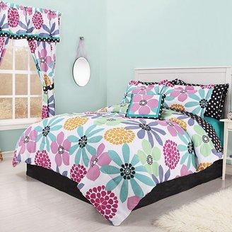 Lichtenberg flower power bed set