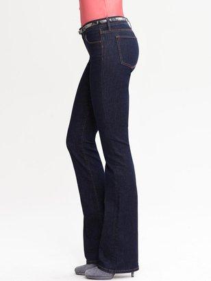 Banana Republic Indigo Boot-Cut Jean