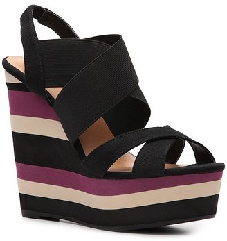 Madden-Girl Cappe Wedge Sandal