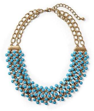 Pim + Larkin Turquoise Statement Necklace