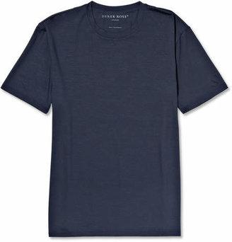 f85773e76f73 Derek Rose Basel Stretch Micro Modal Jersey T-Shirt