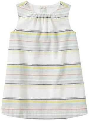 Gap Stripe shift dress