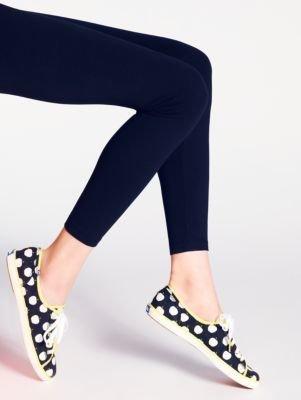 Kate Spade Solid Spade Legging