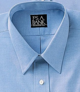 Oxford Pinpoint Point Collar Dress Shirt Big or Tall