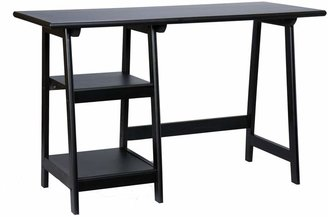 Southern Enterprises Langston Black Desk