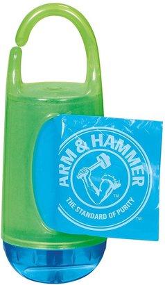 Munchkin Arm & Hammer Diaper Bag Dispenser & Bags - Green/Blue