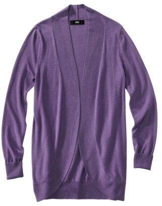 Mossimo Women's Ultra Soft Cocoon Cardigan - Assorted Colors