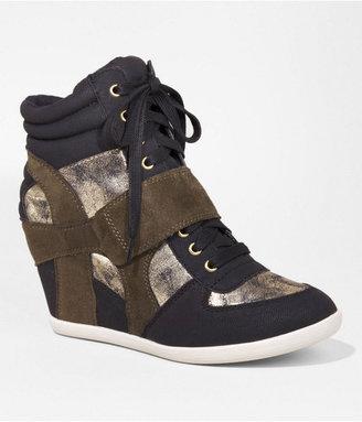 Express Wedge Sneaker