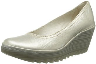 Fly London Women's Yoni Wedge Pump