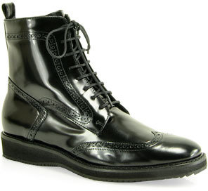 Aquatalia by Marvin K Xclaim - Leather Flat Boot