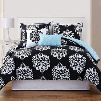 Victoria Classics dalton reversible comforter set