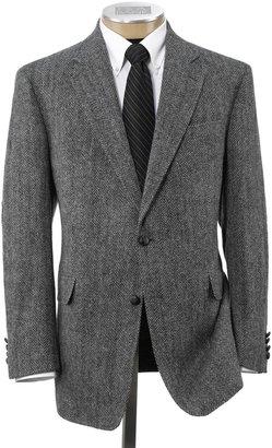 Jos. A. Bank Heritage Tweed Herringbone 2-Button Sportcoat