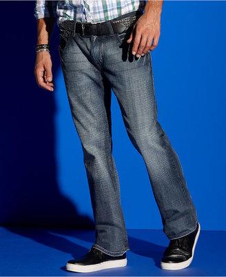 INC International Concepts INC International Core Concepts Jeans, Core Regular Fit Thunder Jeans