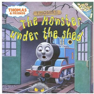Thomas & Friends The Monster Under the Shed