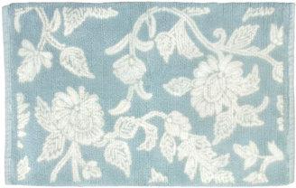 B. Smith Park Park Floral Swirl Bath Rug Collection